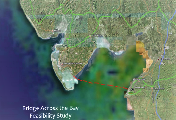 Bay bridge idea sunk by community leaders