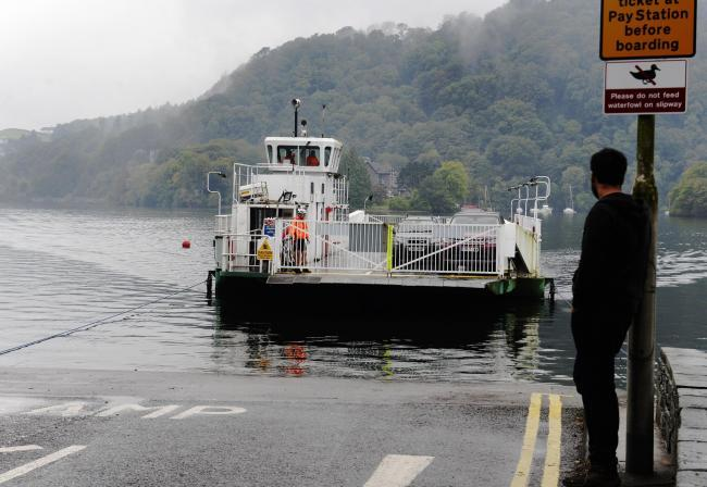 COMING SOON: Windermere Ferry soon to be up and running