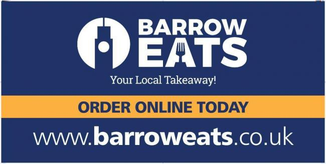 Barrows Answer To Just Eat Sells 60000 Takeaways In Less