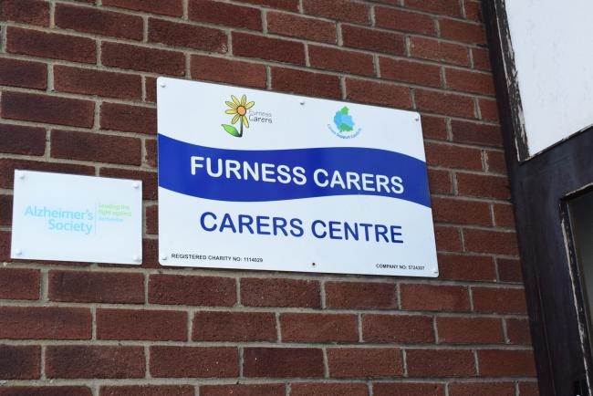 CEO: Furness Carers CEO Craig Backhouse spoke to The Mail about the situation