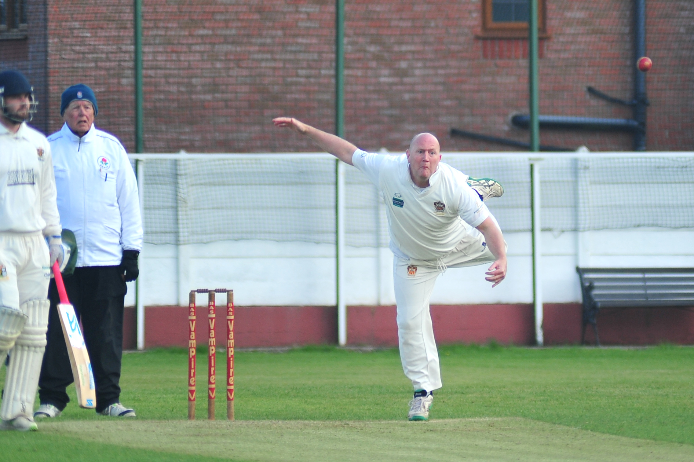 Gary Collins' five-wicket haul delivers rare Barrow win at