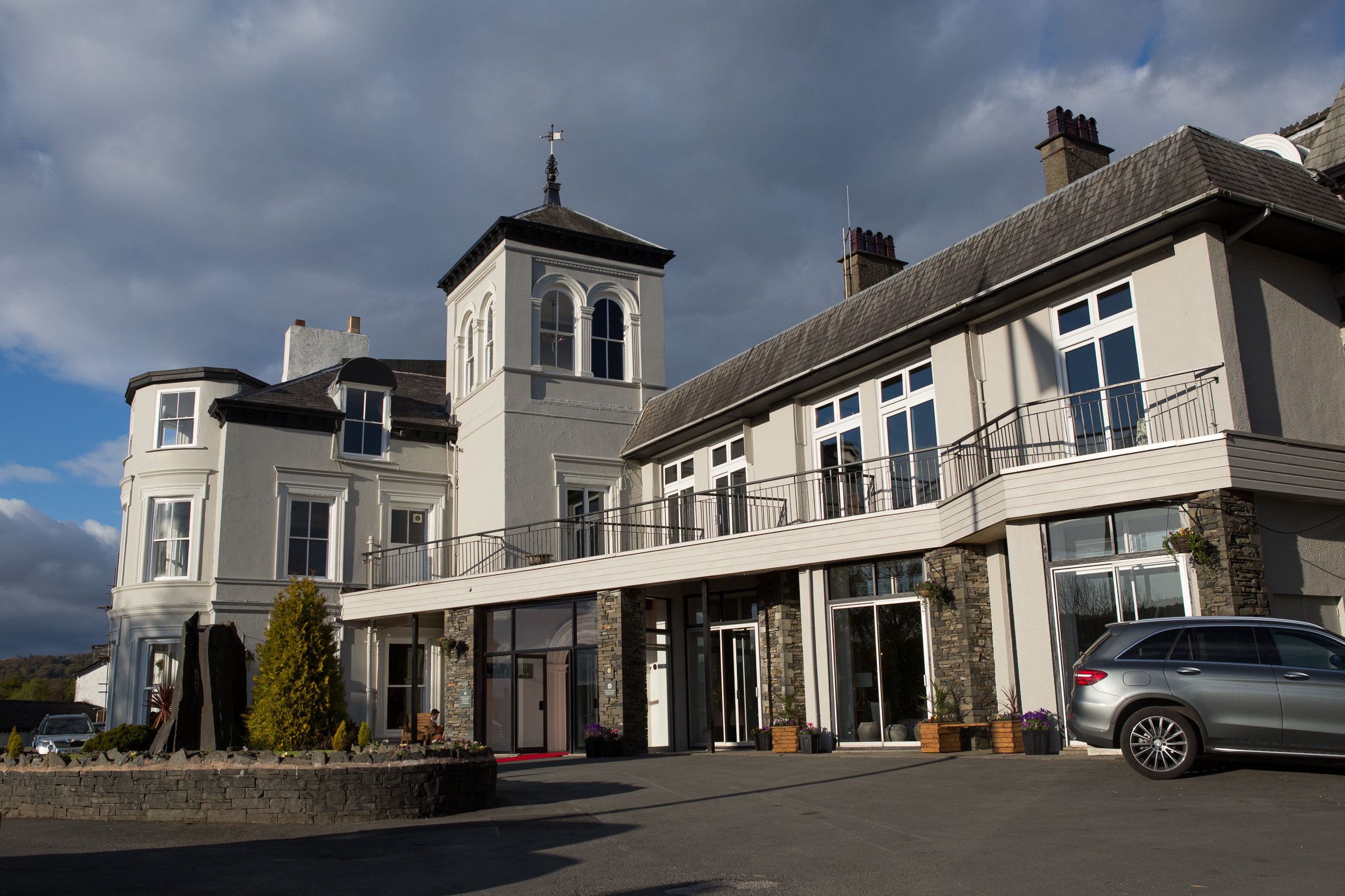 Refurbishment: The Hydro Hotel in Bowness.