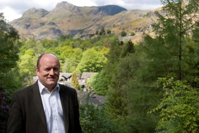 Nick Lancaster, managing director at the Langdale Estate.