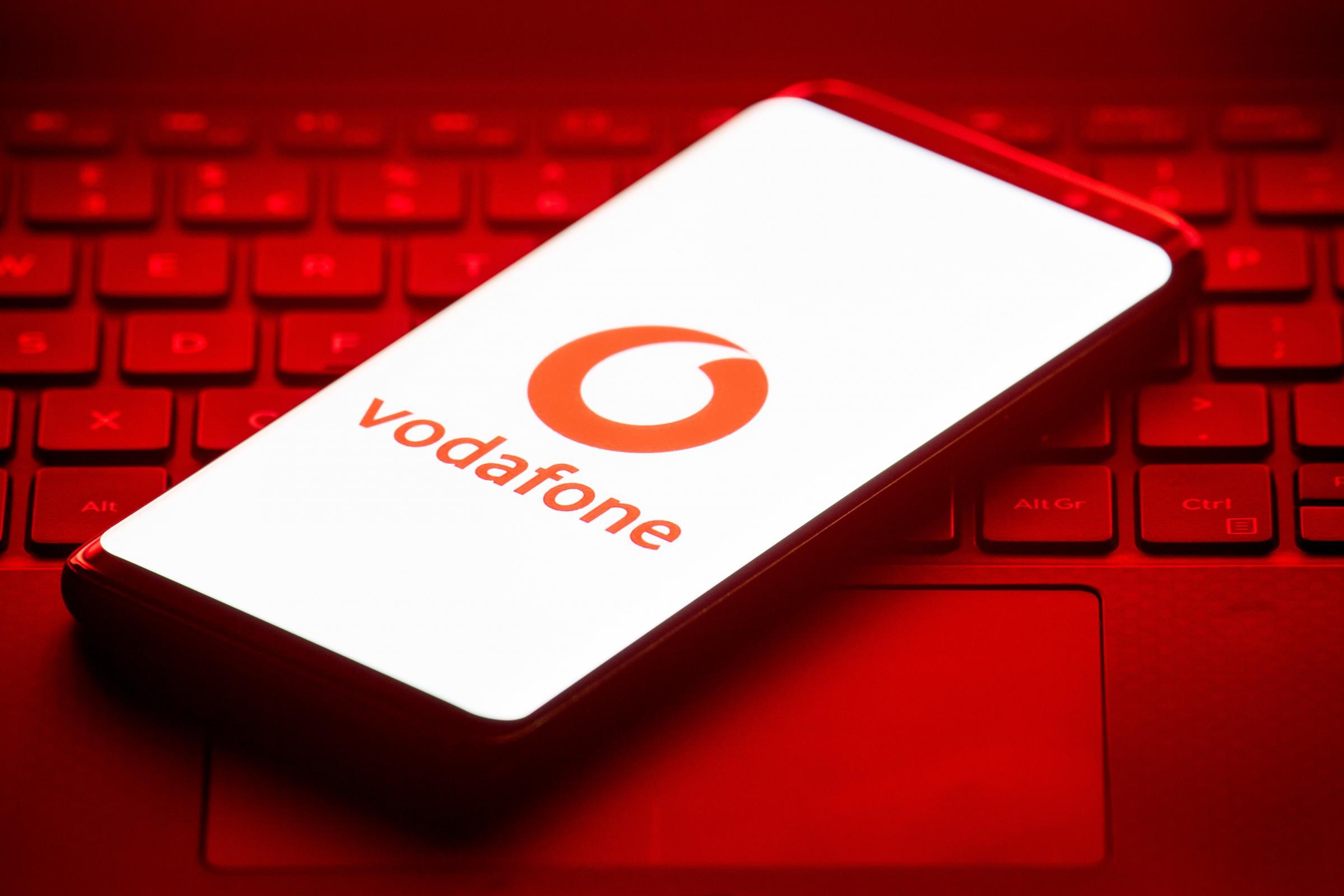 Vodafone slashes dividend 40% in bid to bolster balance sheet