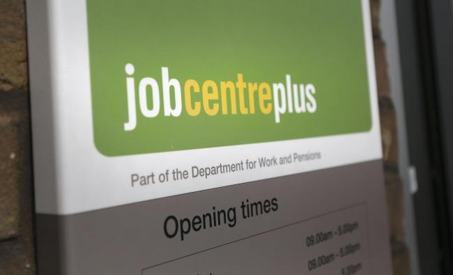 RISING FIGURES: Unemployment figures have increased