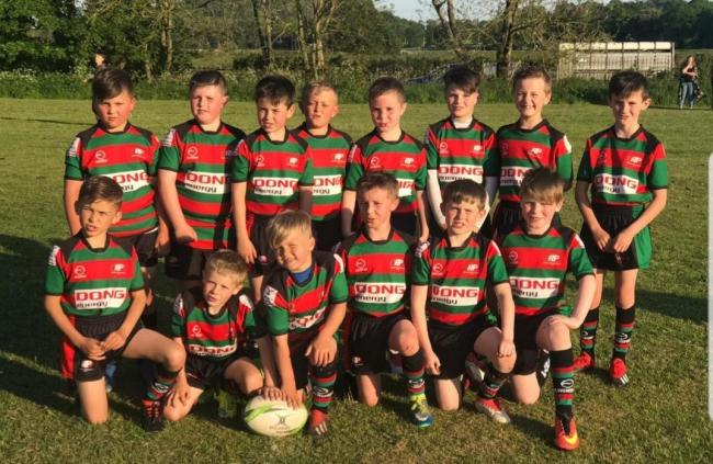 "SCRUM: Roose Pioneers Rabbitohs under 10s, who were in action on Thursday evening against Ulverston's under 10s. The young players were congratulated on their ""awesome display of rugby"" with some ""fantastic tackling""."