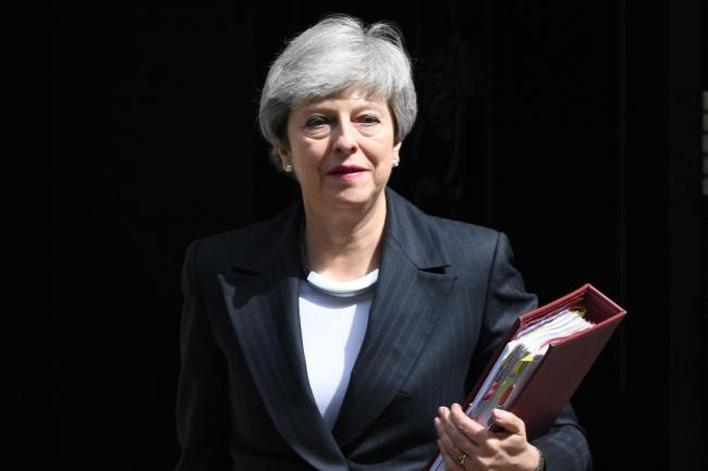 Prime Minister Theresa May will soon leave No 10