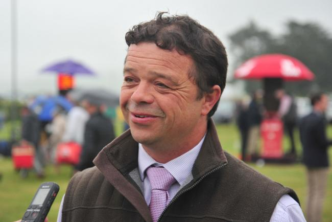 Cartmel trainer James Moffatt