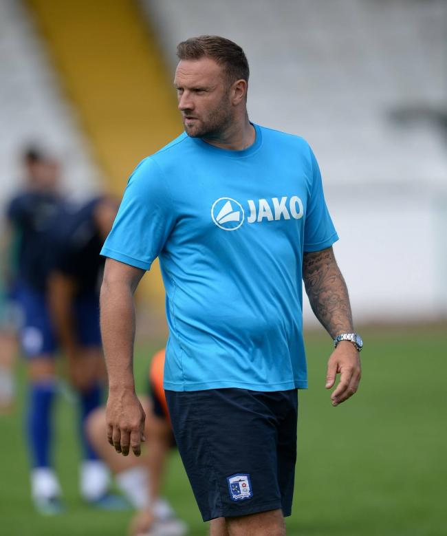 Barrow AFC manager Ian Evatt and his staff will be taking part at Pulse Soccer