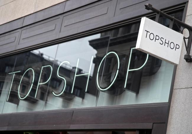 File photo dated 29/05/18 of a branch of Topshop on Oxford Street, central London. Sir Philip Green s retail empire faces a make-or-break vote on its future on Wednesday as it seeks approval for its restructuring plans, deciding the fate of 18,000 employ