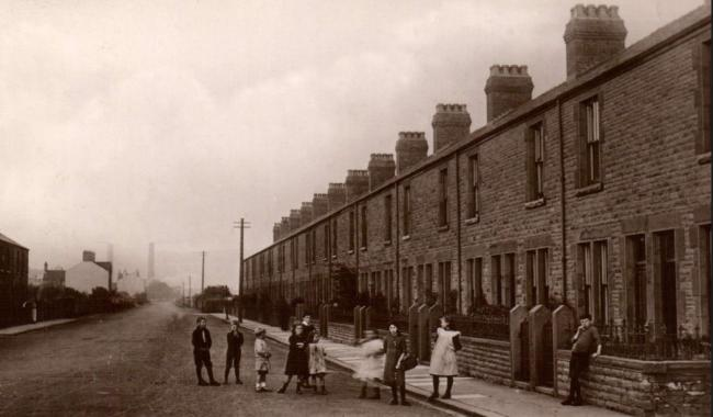 DISCOVERY The Victorian development boom in Millom is the topic of a talk by Stepe Cove. Pictured is Devonshire Road.